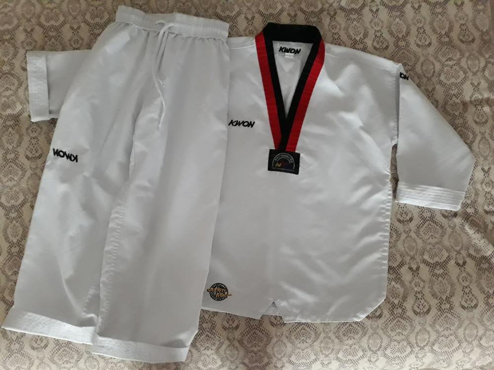 Добок кимоно для тхэквандо, 140р фото №1