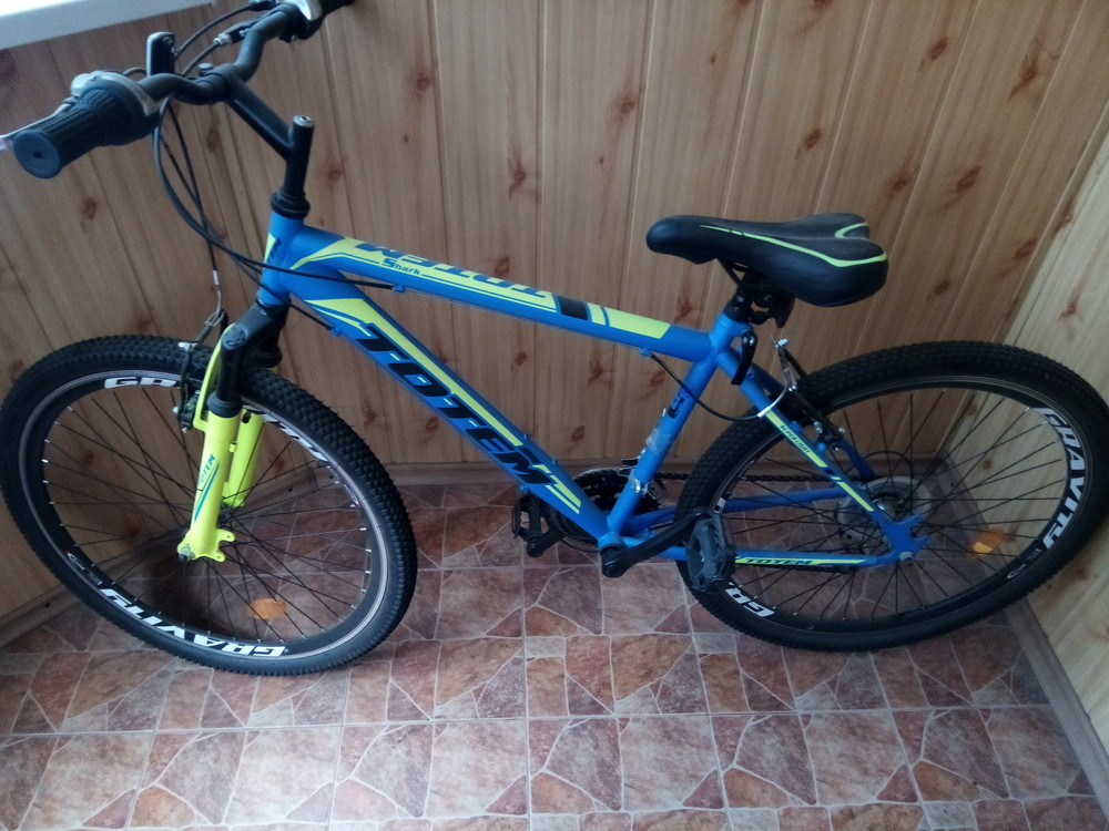 Новий велосипед фото №1