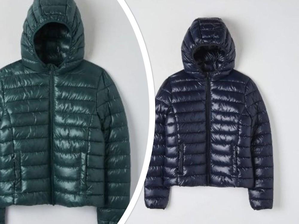 Xs,s,m,l новые демисезонные термо-куртки испания фото №1