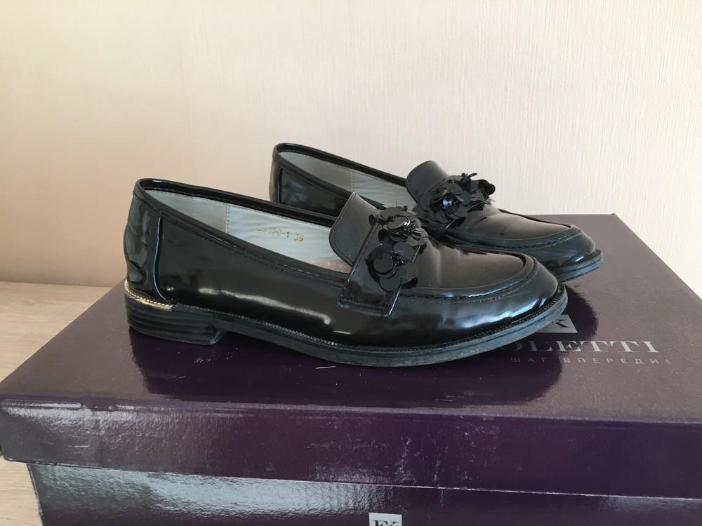Туфельки для девочки фото №1