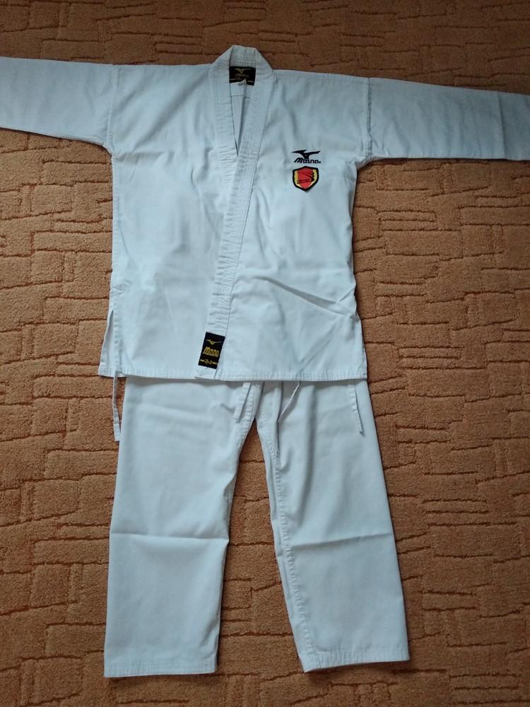 Кимоно белое, фирма mizuno фото №1