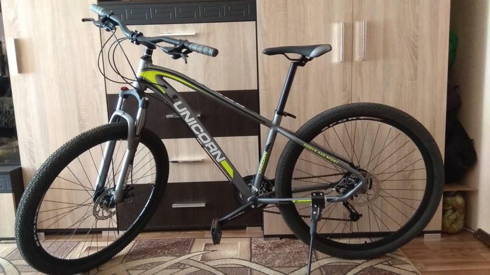 """Продам велосипед unicorn breeze 29""""рама alu, из германии супер. фото №1"""
