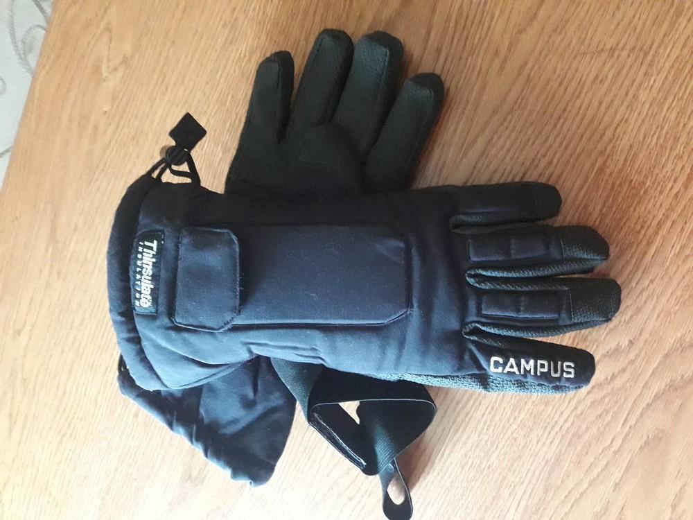 Лижні рукавиці thinsulate campus, розмір l фото №1
