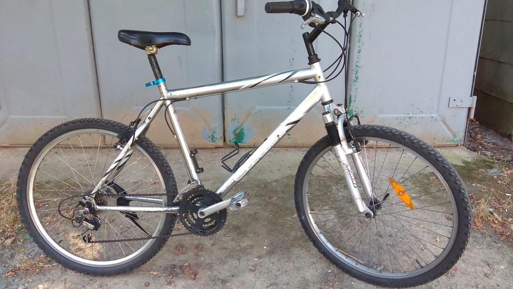 Продам велосипед giant,рама хром,из германии. фото №1