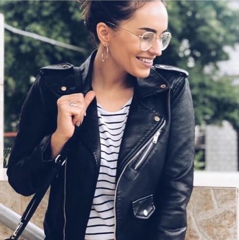 Куртка женская косуха фото №1