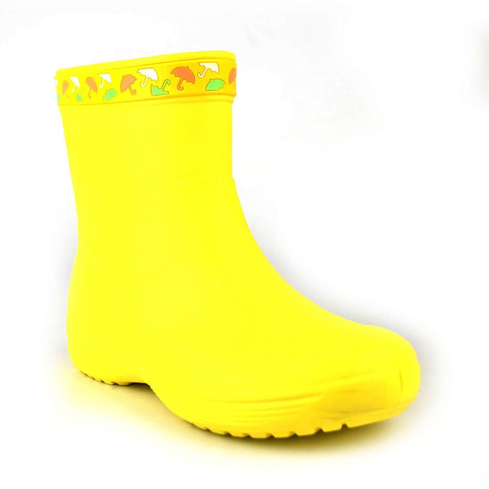Аналог crocs, непромокаемые сапоги из пены, р. 37, 38 фото №1