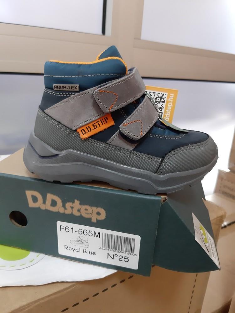 Демисезонные водонепроницаемые ботинки aqua-tex фото №1