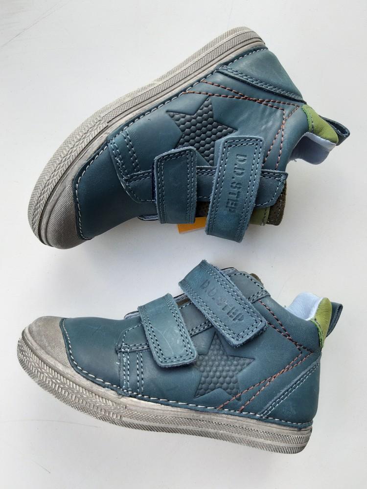 Ботинки демисезонные мальчикам фото №1