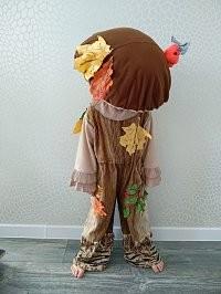 Прокат детский карнавальный костюм грибочек,гриб, боровик белый гриб на праздник осени киев фото №1