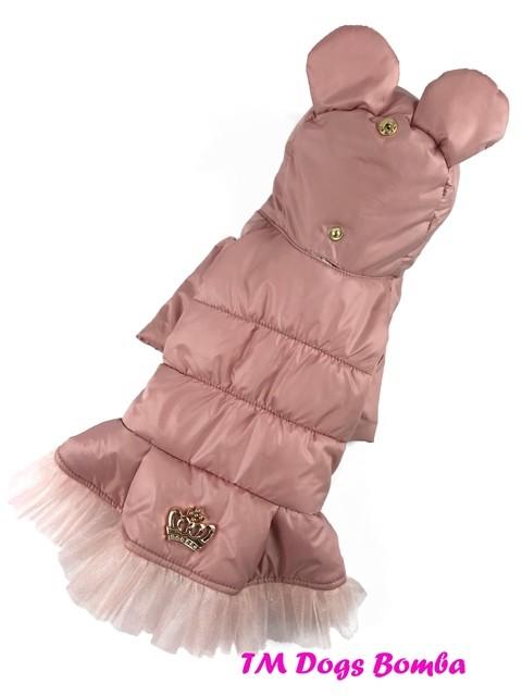 Зимняя куртка для собачек k-48 фото №1