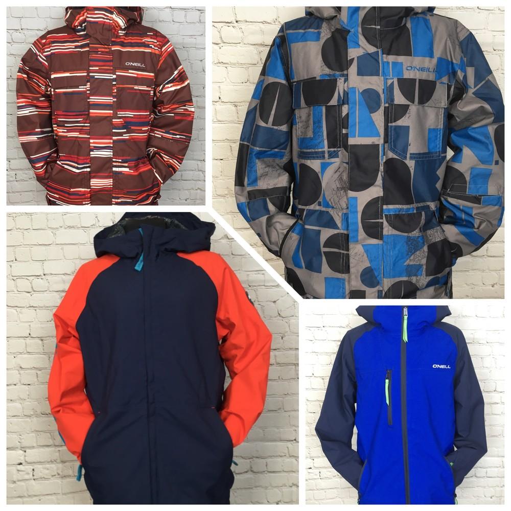 Лыжные куртки o'neill для мальчиков 10лет и старше фото №1