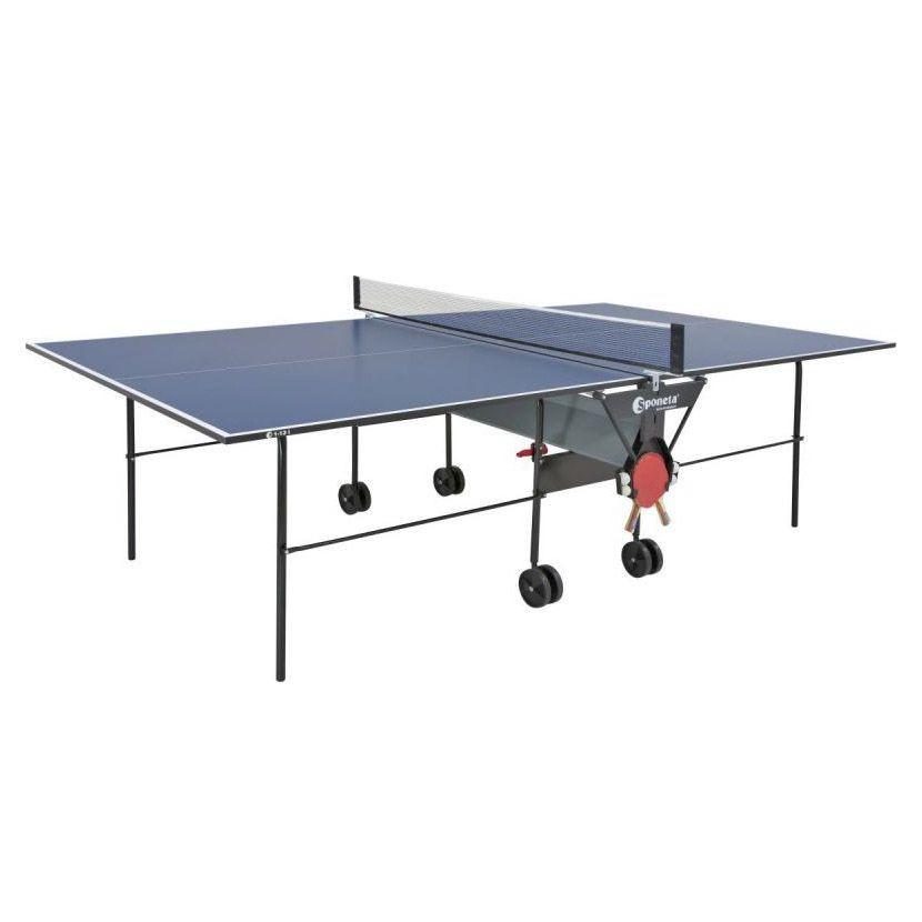 Стол теннисный sponeta s 1-13i (германия) фото №1