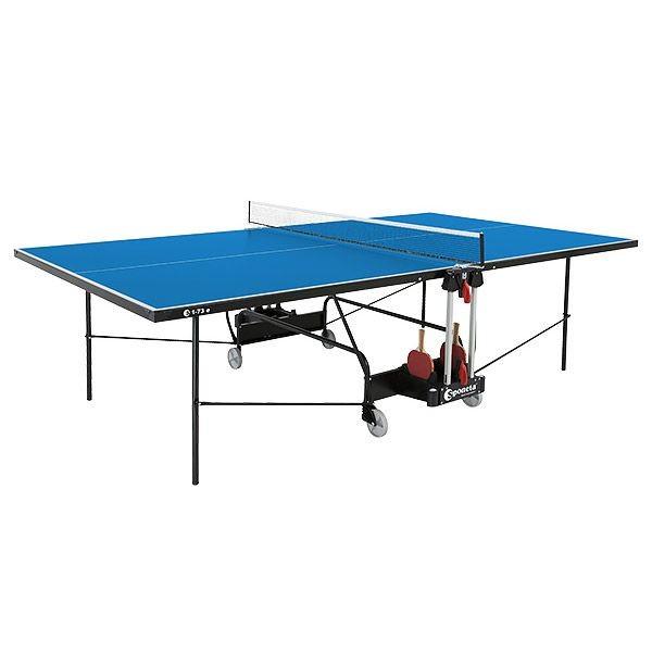 Всепогодный теннисный стол sponeta s 1-73е (германия) фото №1