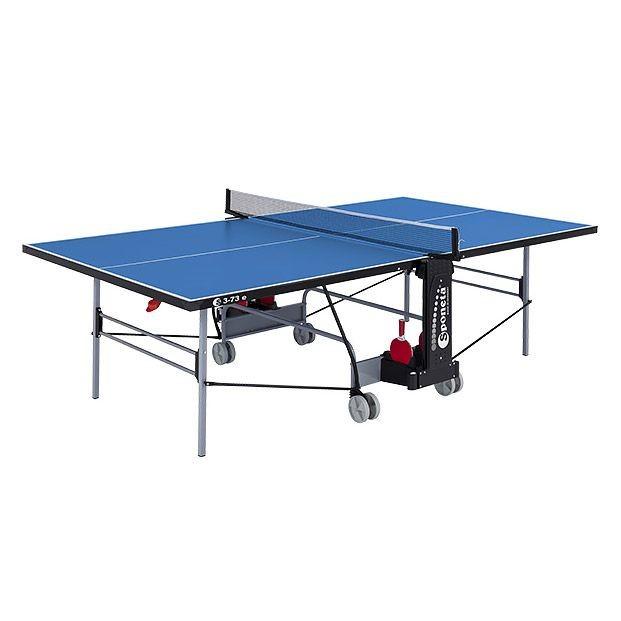Всепогодный теннисный стол sponeta s 3-73е (германия) фото №1