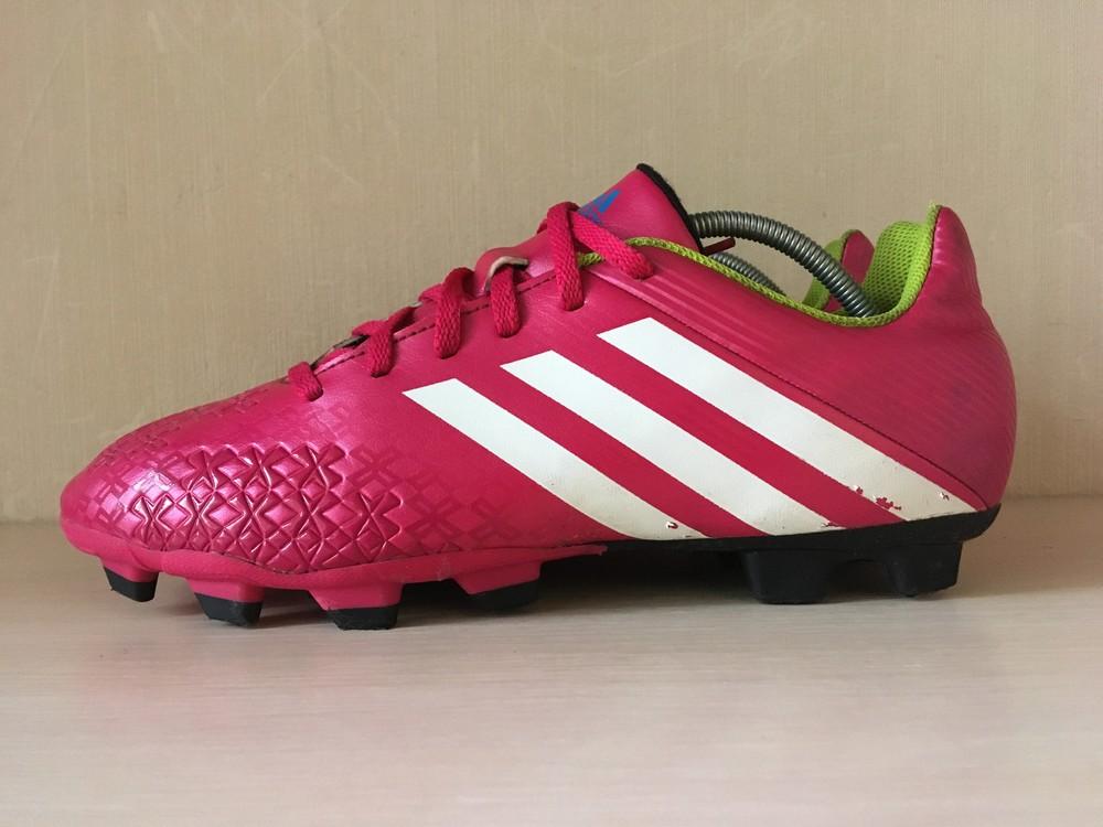 Футбольные бутсы adidas predito lz trx fg оригинал фото №1