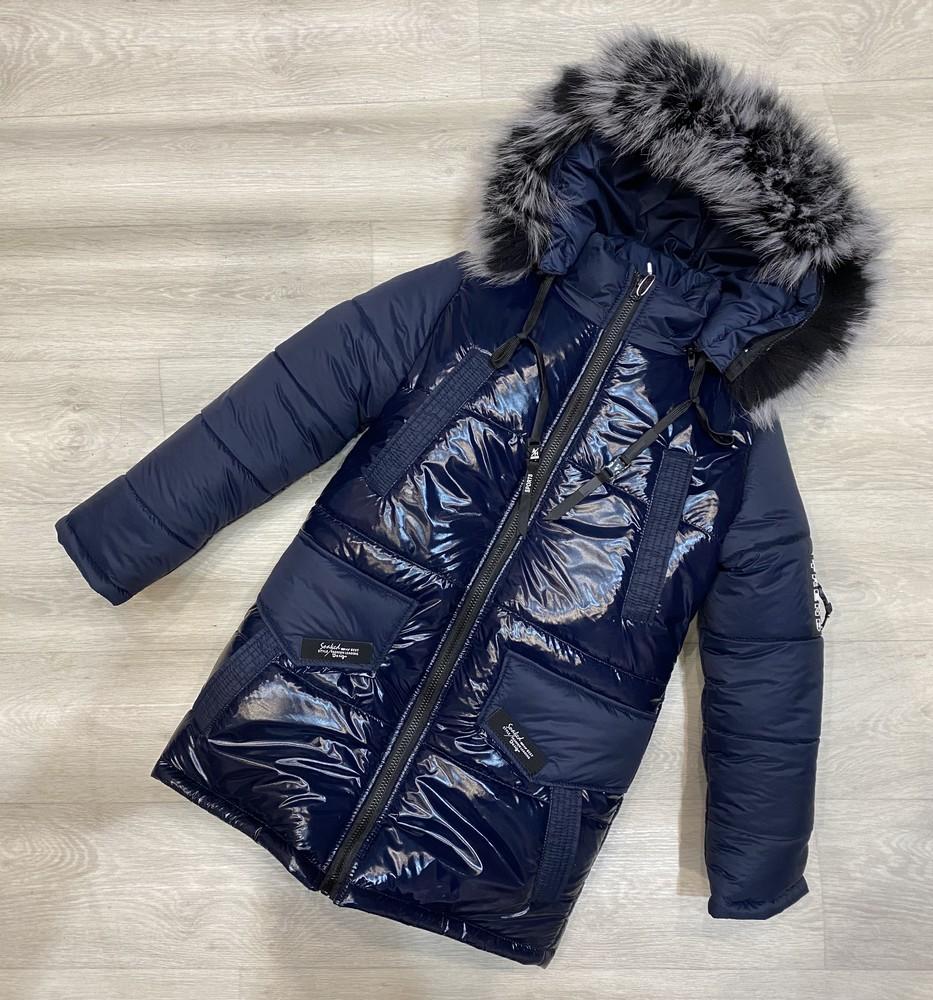Крутая удлиненная куртка of фото №1
