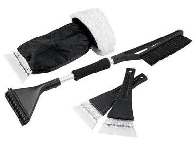 Теплая перчатка защитный рукав для автомобилиста lidl германия фото №1