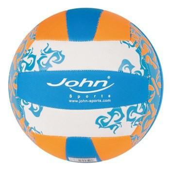 """Мяч волейбольный """"пляж"""", неопрен, 5/22 см, в ассортименте от john фото №1"""