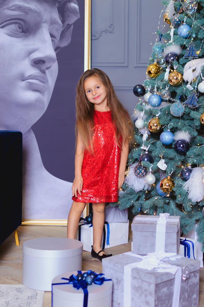 Шикарное платье паетка от производителя в ассортименте 104-152 фото №1