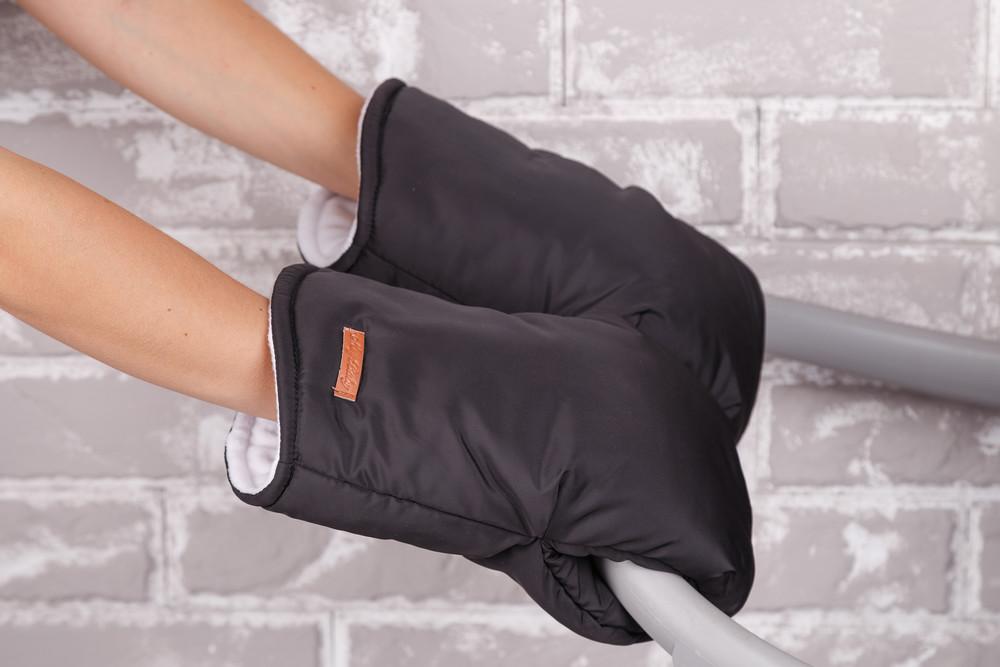 Муфты - рукавицы для коляски фото №1