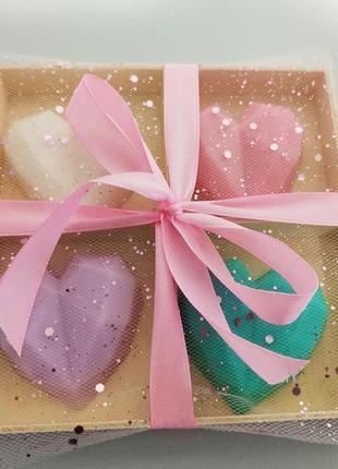 Мыло ручной работы - отличный подарок! фото №1