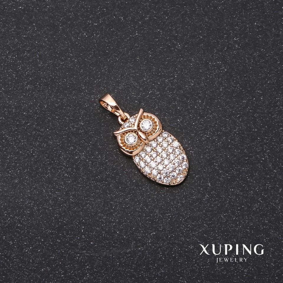 Кулон xuping сова фото №1