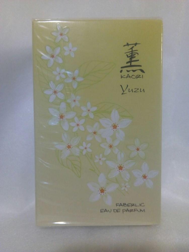 Парфумерная вода kaori yuzu faberlic каори юзу фаберлик фото №1