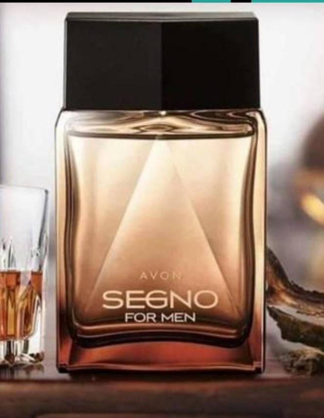 Мужской аромат segno avon фото №1