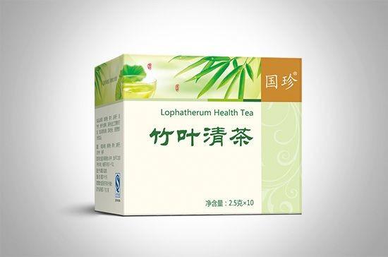 Чай из бамбуковых листьев фото №1