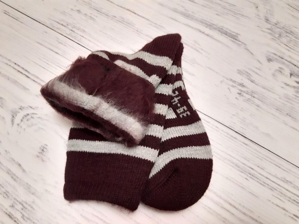 Зимние термо носки на меху 39-42 esmara, германия фото №1
