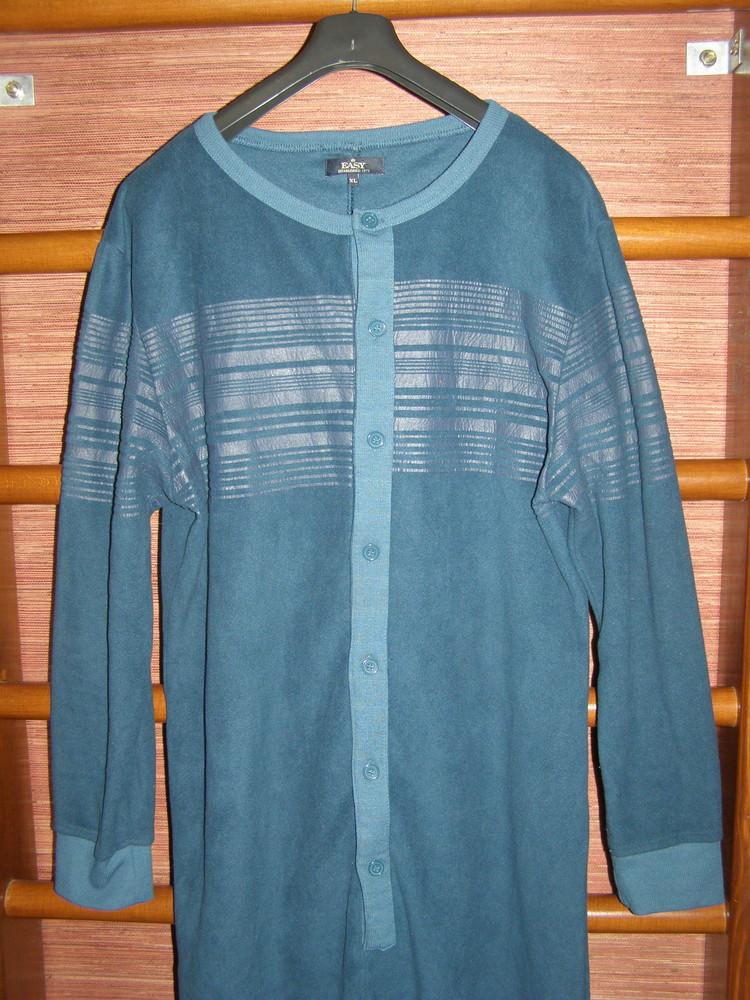Пижама флисовая, размер xl фото №1