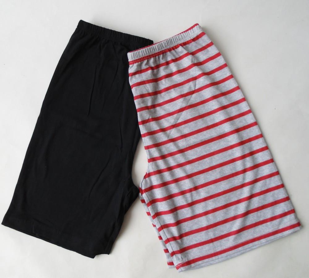Пижамные шорты primark 14-15 л 170 см набор 2 шт. фото №1
