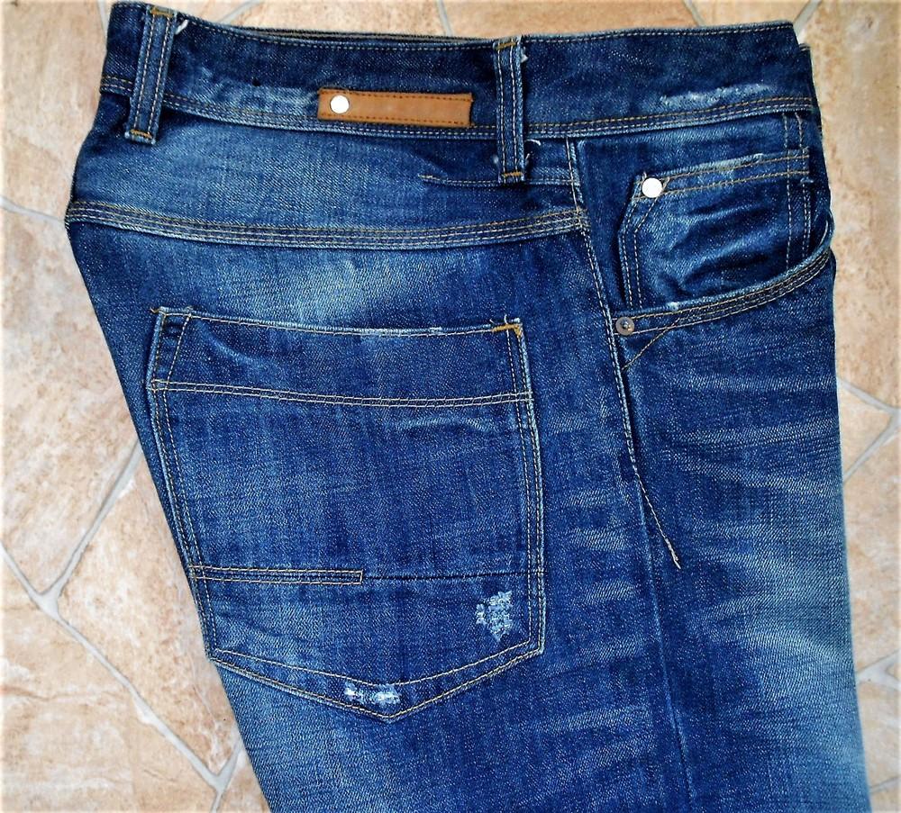 Джинсы h&m размер 34-34 (50) фото №1