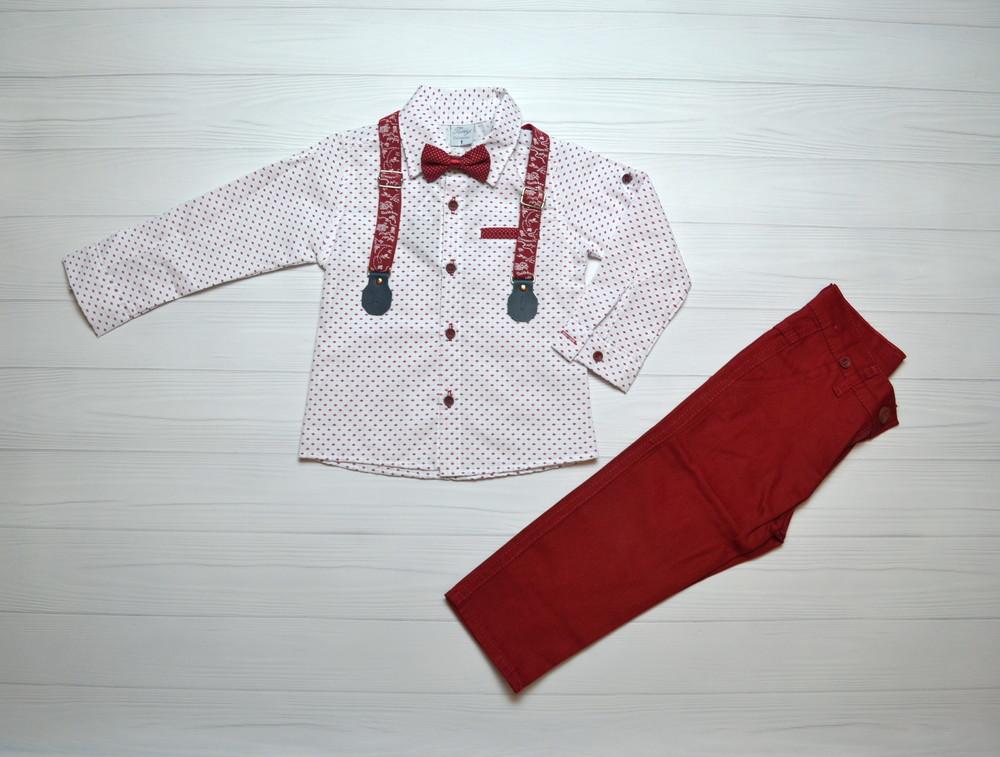 Нарядный костюм классика на мальчика 2-3 лет турция фото №1