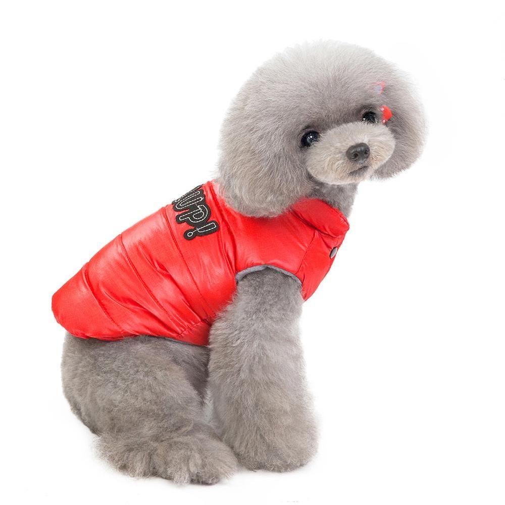 Непромокаемая,тёплая жилеточка для собак фото №1