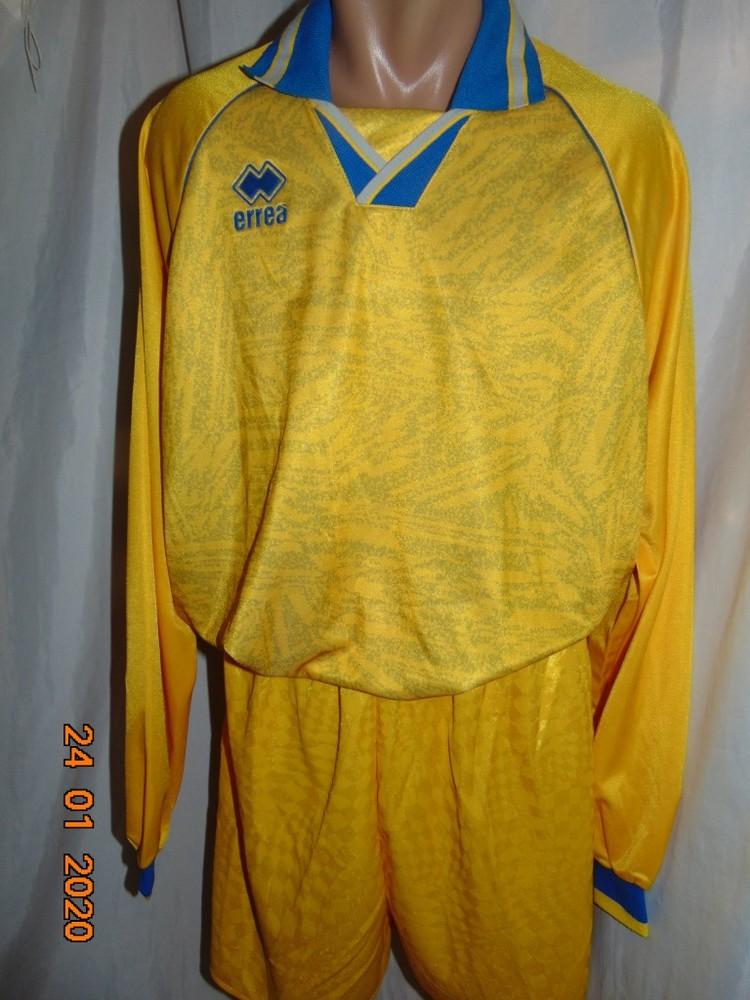Новая фирменная спортивная футбольная форма .errea. италия .хл-2хл . фото №1