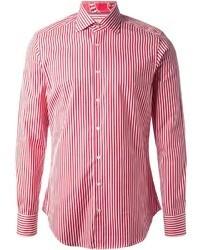 Стильная рубашка длинный рукав,хлопок,seidensticker,германия фото №1