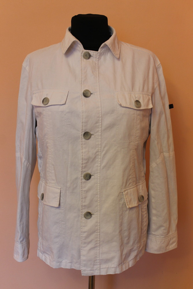Куртка з льону strellson фото №1