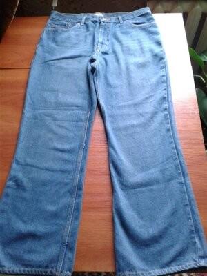 Мужские американские джинсы фото №1