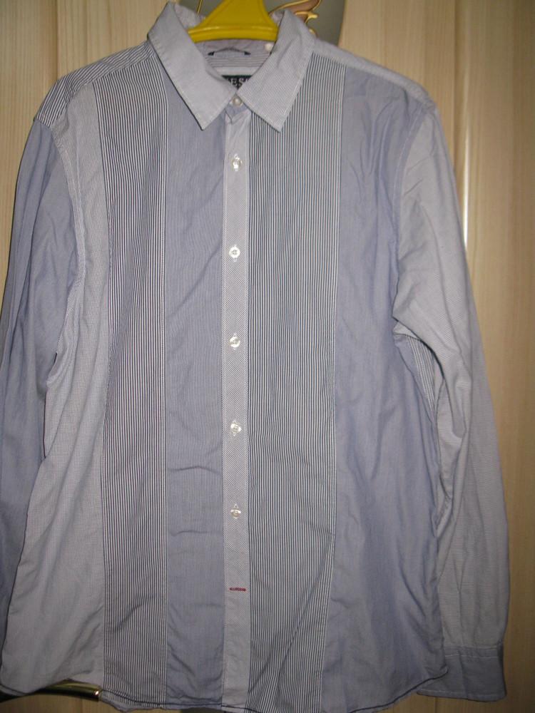 Рубашка guess р. xl. фото №1