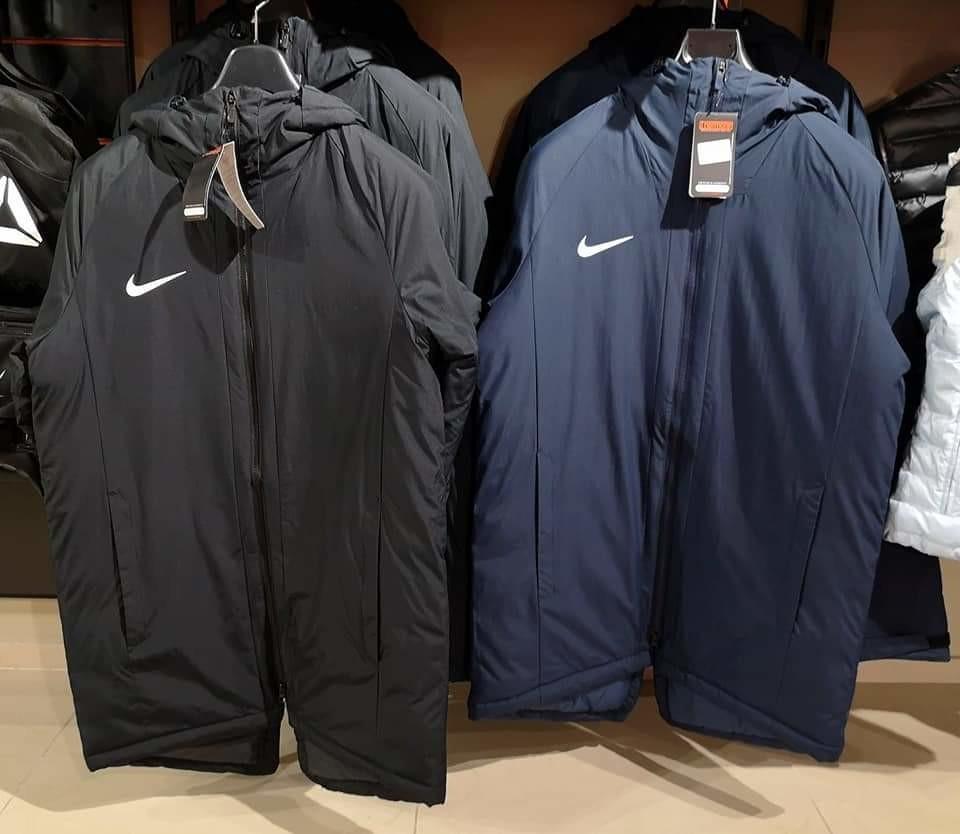 Зимняя куртка nike фото №1