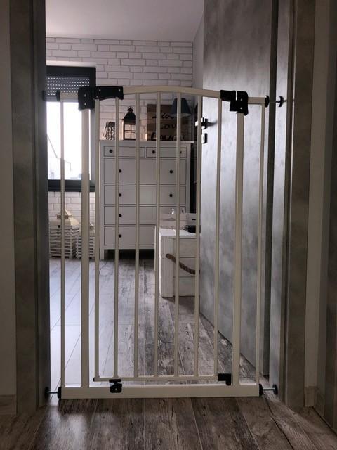 Детские ворота безопасности maxi (l-73-82см h-107см) фото №1