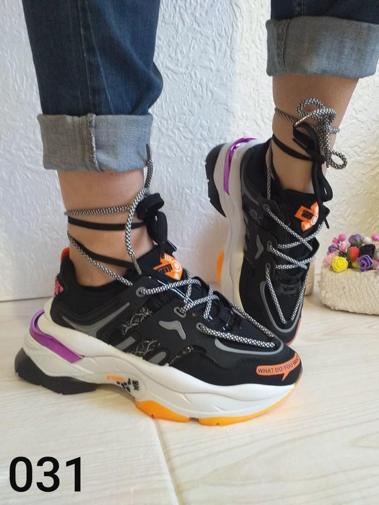 Женские кроссовки с 36 по 41 размер фото №1