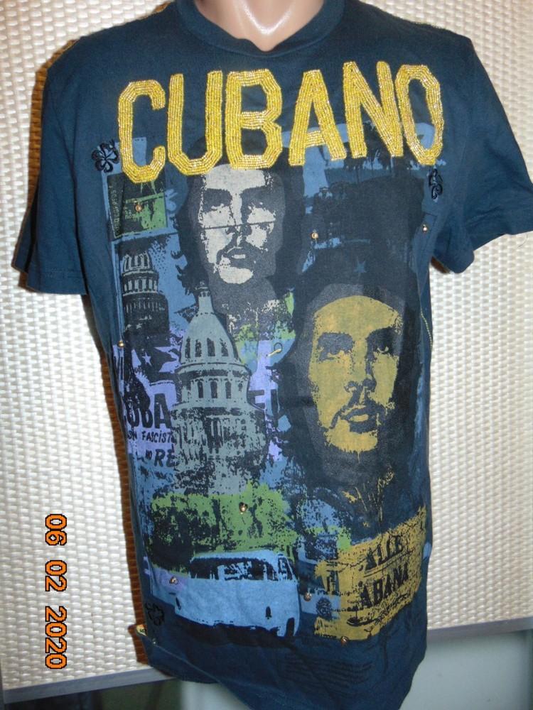 Стильная брендовая футболка deloras cubano.м-л . фото №1