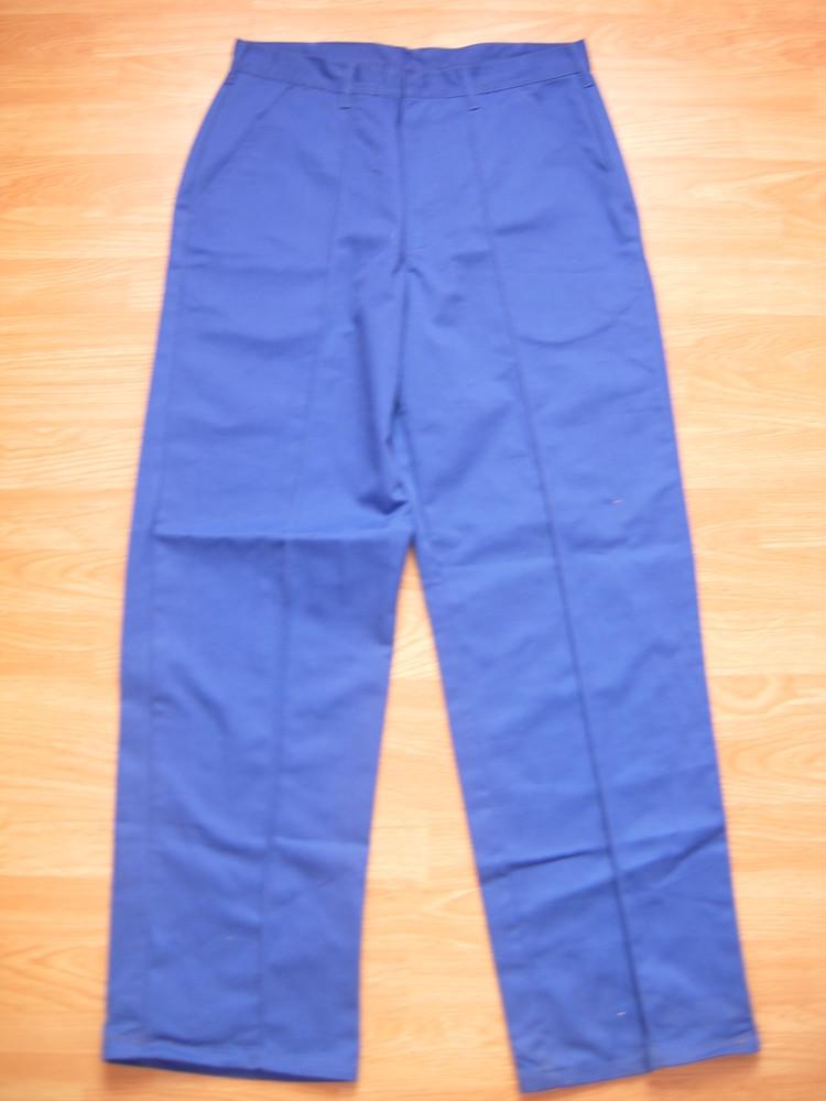 Брюки, штаны, рабочая одежда, спецовка, qualiti workwear, 50, l, 35% котон, пакистан фото №1