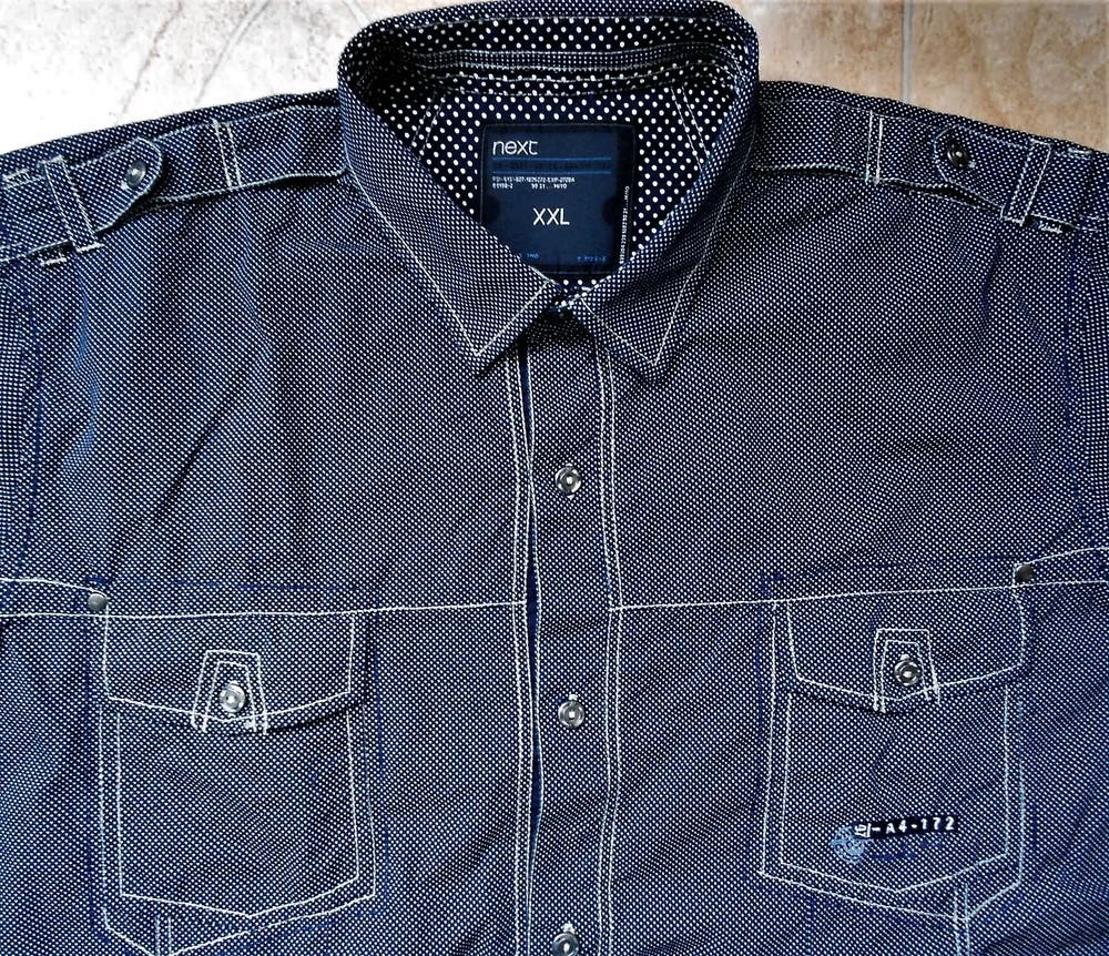 Рубашка next размер хxl (56) фото №1