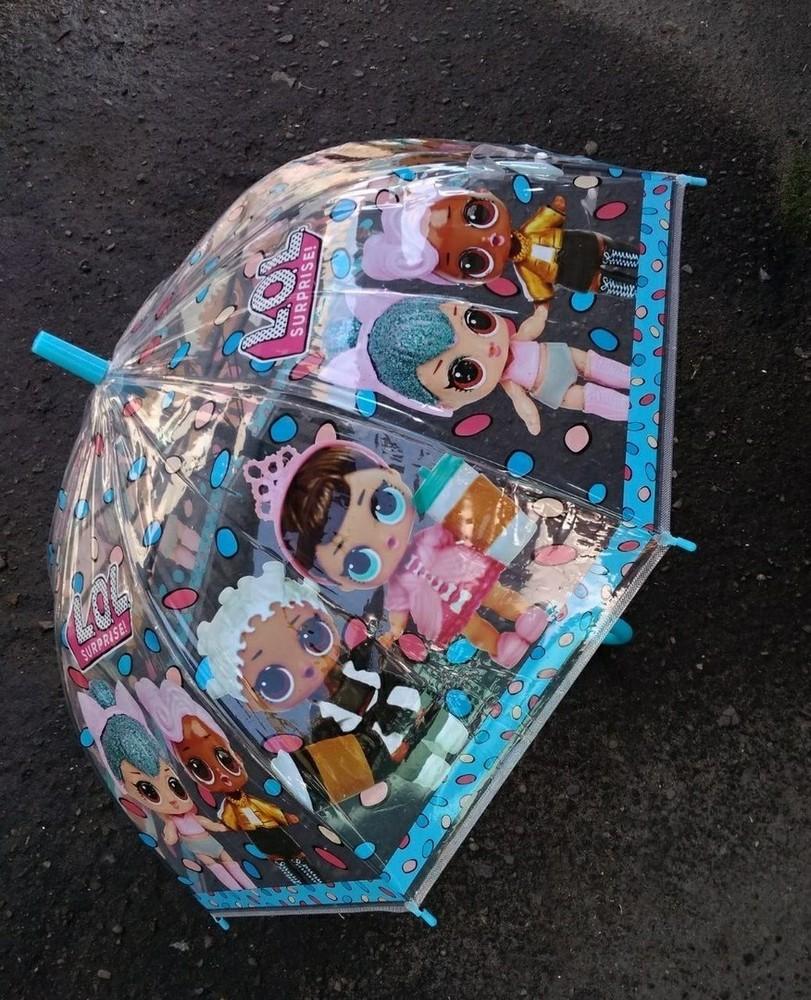 Модний зонтик лол фото №1