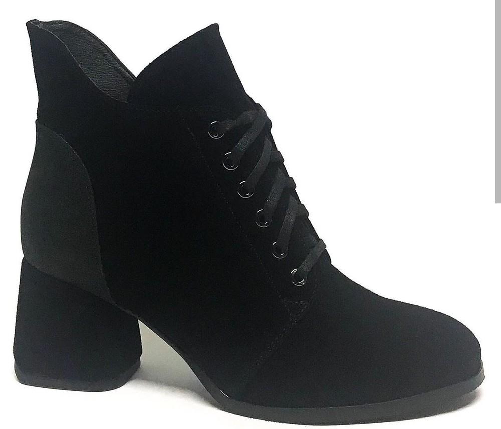 Женские ботинки весна-осень фото №1