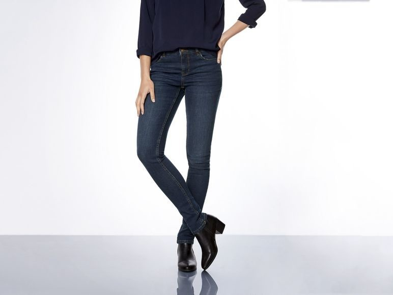 Крутые джинсы modern slim fit от esmara. 38 евро фото №1