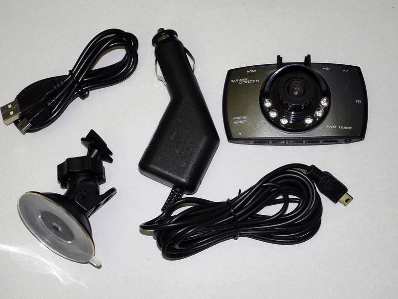 Видеорегистратор автомобильный dvr g30 1920*1080 фото №1